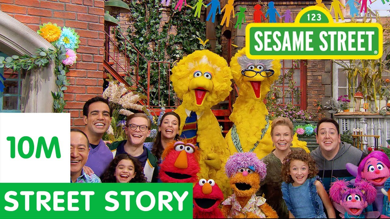 Watch: Sesame Street Episode Introduces Two-Dad Couple and Daughter