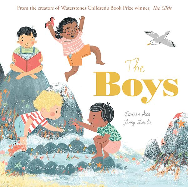 The Boys - Lauren Ace